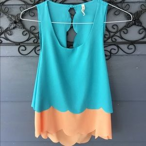 My Beloved Blouse Sleeveless